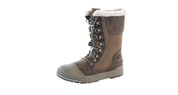 Keen Women Snow Rover shitake/nile blue
